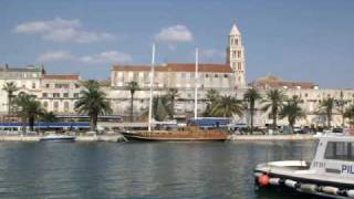 Croatia, Middle Dalmatia - Vacation In Middle Dalmatian Riviera