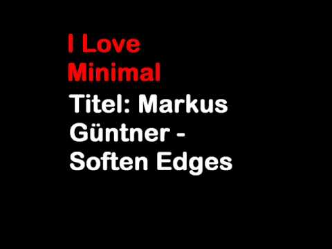 Markus Güntner   Soften Edges