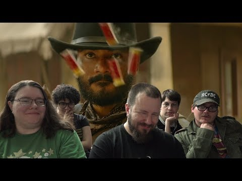 BUFFALO BOYS Teaser And Trailer Reaction And Discussion