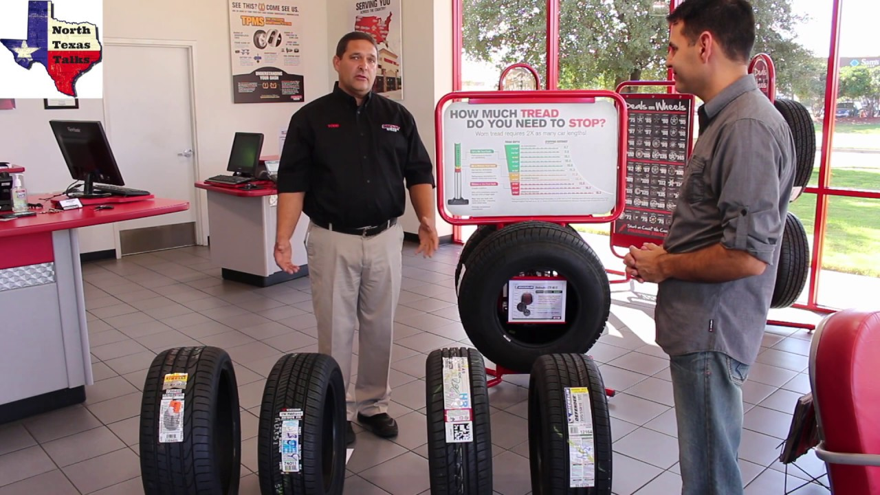 Tire Buying Basics At Discount Tire Youtube
