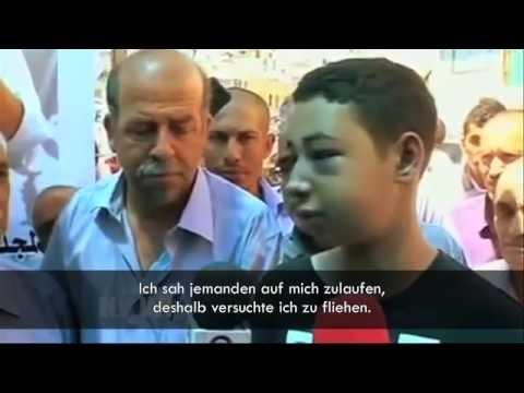 Jerusalem: Ungerechtfertigtes Ausmaß an Gewalt