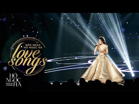 Gửi Người Yêu Cũ - Hồ Ngọc Hà | Đêm Nhạc Love Songs (Official)