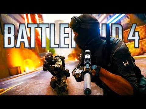 Battlefield 4 - Random Moments 35 (New Dance, Rocket Face Smash!)