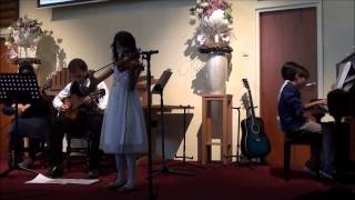 medley: AMAZING GRACE - COME THOU FOUNT OF EVERY BLESSING - BE THOU MY VISION
