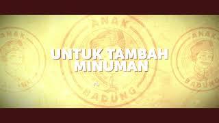 Anak Badung ft. Popoci & Camel - Nongkrong (Official Lyric Video)