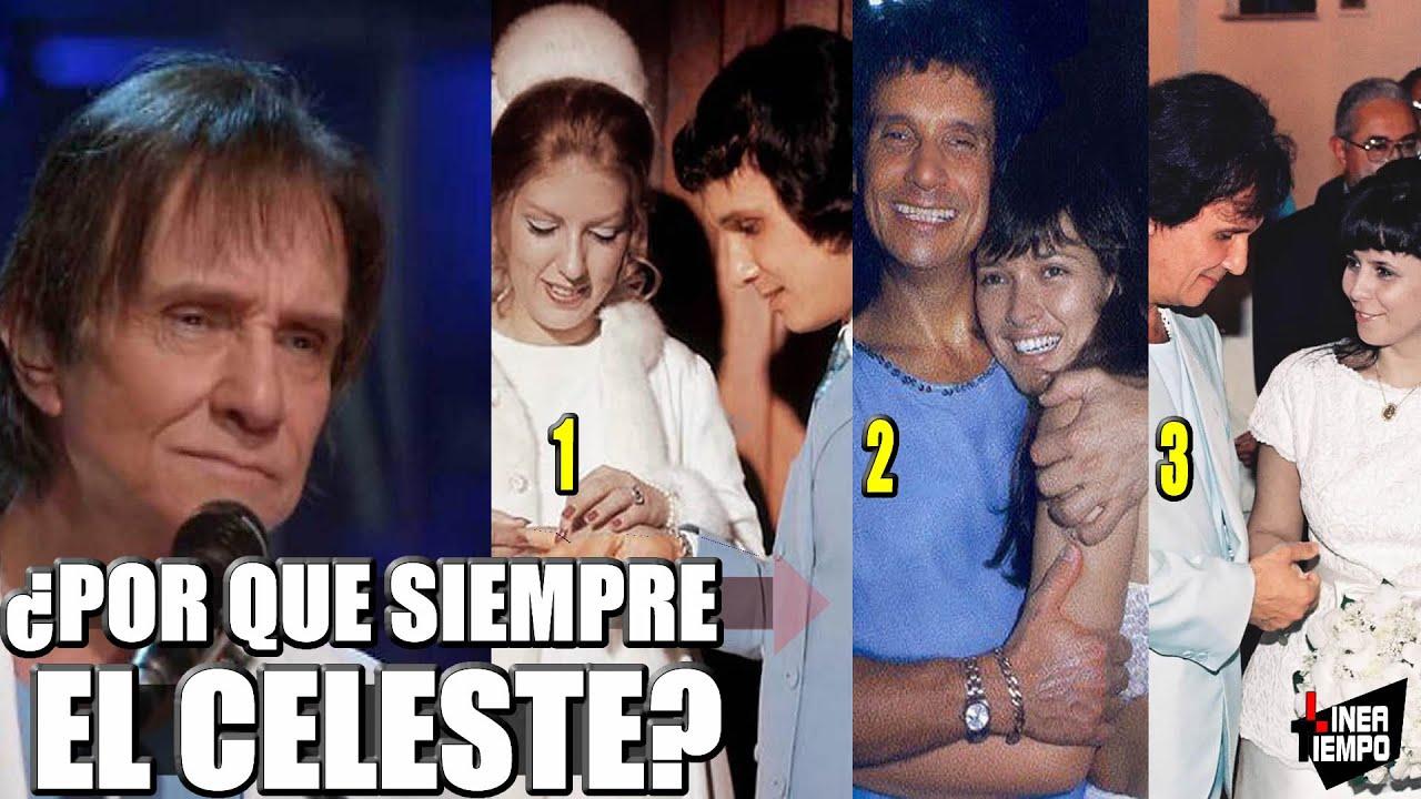 Roberto Carlos le canto al amor toda una vida, pero la vida se lo negó| Historia |Linea de Tiempo