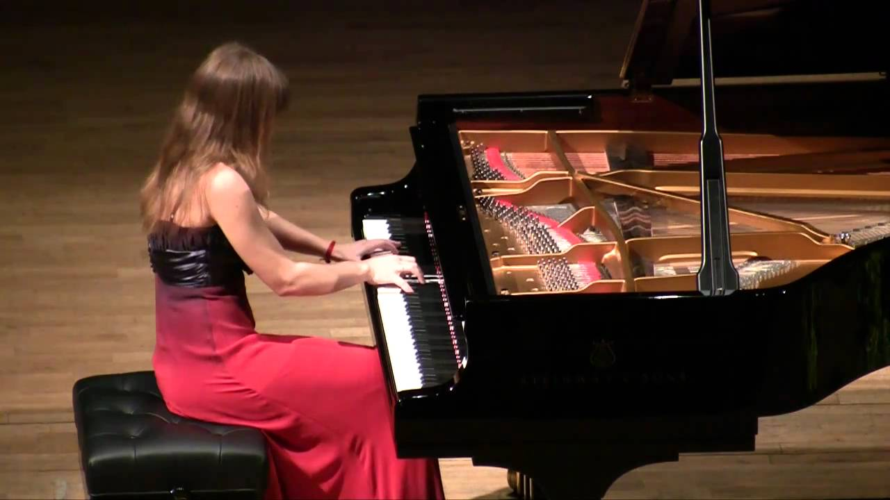 Chopin - Sonata No. 3 - II - Anna Fedorova