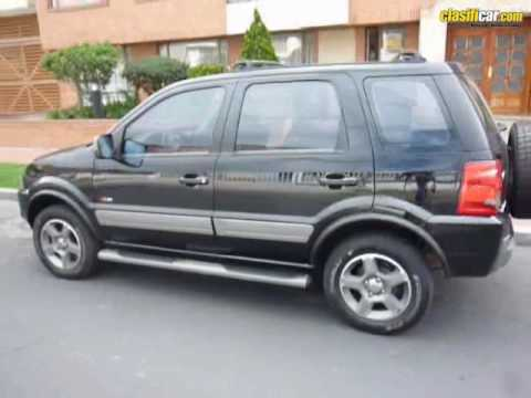 ford ecosport 2 0 xlt 4x4 mec nica 2008 codigo 219506 youtube. Black Bedroom Furniture Sets. Home Design Ideas