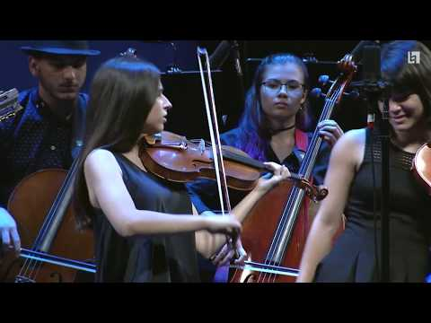 The Allman Brothers Band - Whipping Post (Cover by Berklee 5-Week String Orchestra)