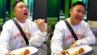 Spicy Wings Challenge Destroy My Soul