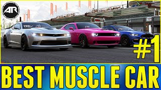 Best Sounding Muscle Car In Forza Horizon