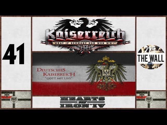 Deutsches Kaiserreich - HOI 4 Kaiserreich Impero Tedesco [Gameplay ITA #41]