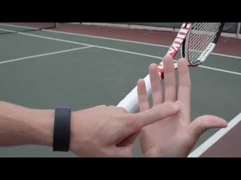 Tennis Serve Grip: Bevel Technique