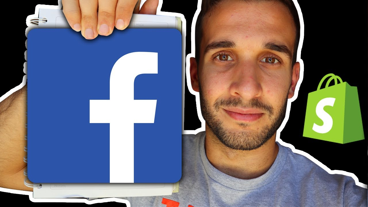 Remarketing Facebook Ads - (Retargeting Basico Shopify Dropshipping)