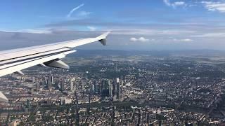 TRIP REPORT   Lufthansa   LH949   MAN - FRA   Economy Class [HD]
