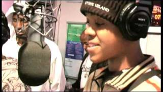 Westwood - Chipmunk, Wretch-32 & Bashy freestyle 1Xtra