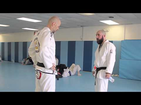 Another fake black belt outed!