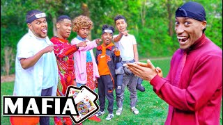 CRAZIEST MAFIA GAME Ft Yung Filly (PAINTBALL FORFEIT)