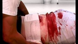 THE EMERGENCY BANDAGE - Entry & Exit Wound