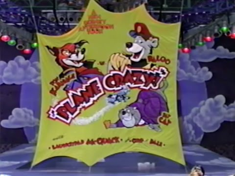 Plane Crazy Musical Show at Disneyland (1991)
