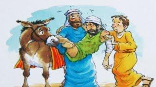 Библейские рассказы о животных. Милосердный самарянин. Рассказы о животных