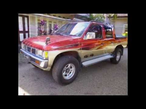 Nissan Double Cab For Sale In Srilanka ADSkinglk
