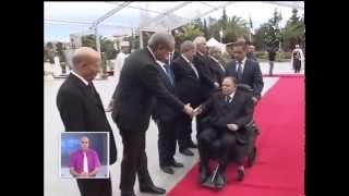 الرئيس بوتفليقة يترحم على الشهداء بمقبرة العالية