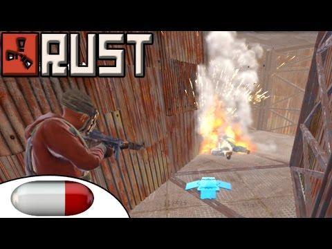 LANDMINE JACKPOT RAID!? | PvP and Online Robbery (Rust)