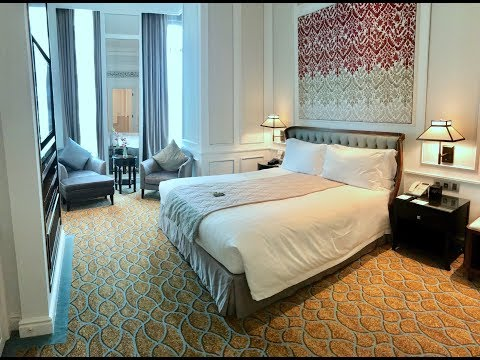InterContinental Singapore, Executive Suite
