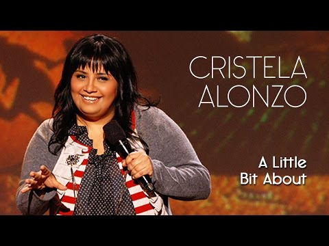 A Little Bit About Cristela Alonzo... Oh And Her Mother Too!  Cristela Alonzo