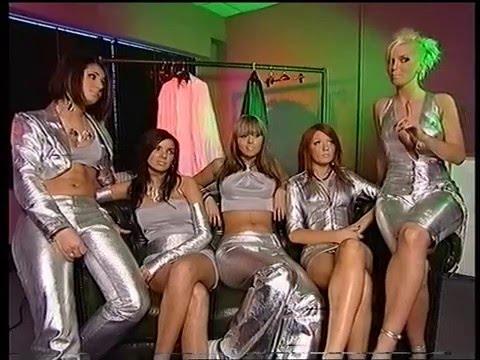Girls Aloud interview 2002