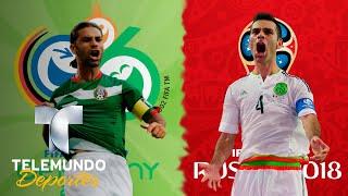 Estuvieron en Alemania 2006 y pueden ir a Rusia 2018 | Copa Mundial FIFA Rusia 2018 | Telemundo