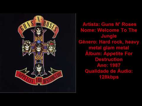 Guns N' Roses - Welcome To The Jungle | Download Musica MP3