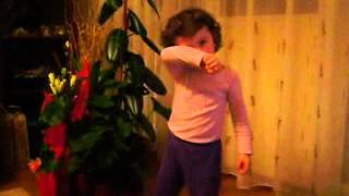 alexandra dinu 3 ani in recital