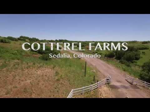 Cotterel Farms: Sedalia, Colorado