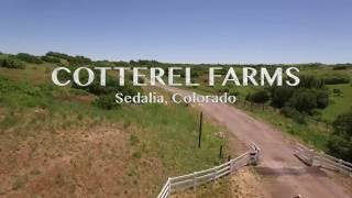 Cotterel Farms: Sedalia, Colorado