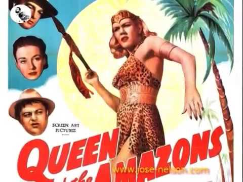QUEEN OF THE AMAZONS - 1947