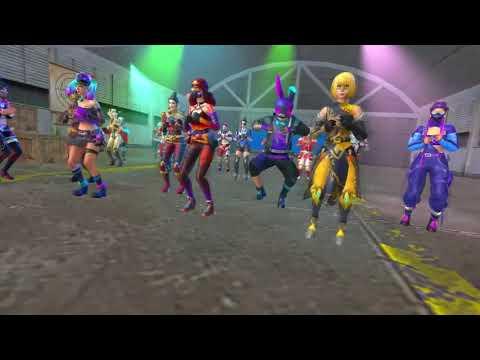 Game Of Throne FreeFire Dance  Muqabla