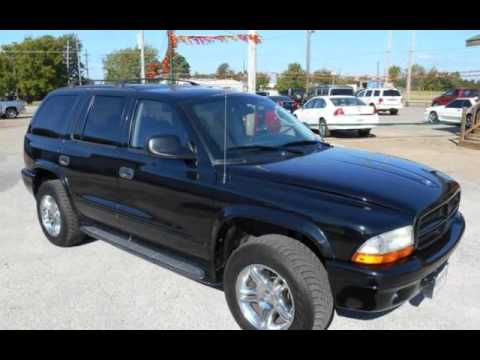 2003 dodge durango r t for sale in longview tx youtube. Black Bedroom Furniture Sets. Home Design Ideas
