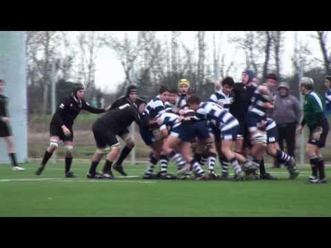 PRJU16 - G1 - Mogliano Veneto 02/02/2014 - Mogliano Rugby Under 16 vs Petrarca Rugby Junior Under 16