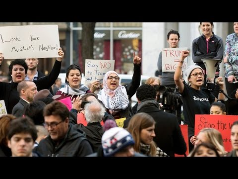 Scary Amount Of Americans Support Muslim Ban
