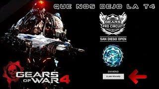 Gears of War 4 l Canjea skis diamante ultra fácil l Que dejo la T4 en Gears 4 ? l 1080p Hd