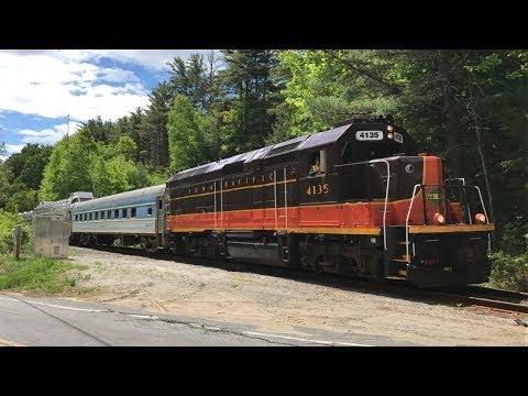 Chasing a Saratoga and North Creek Deadhead Move