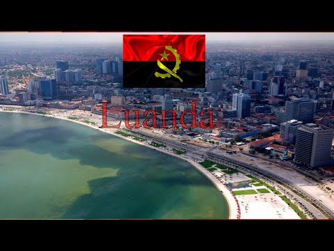 Angola/ Luanda (travel vlog)