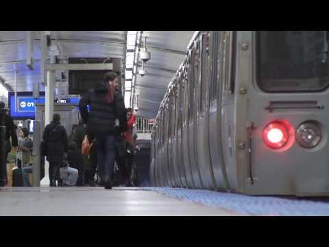 A New Blue Line in Chicago