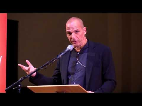 Yanis Varoufakis - Talking to My Daughter About the Economy