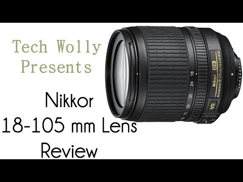 Nikkor 18-105mm Review