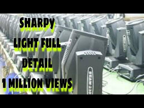 Dj lights shapy moving head price detail