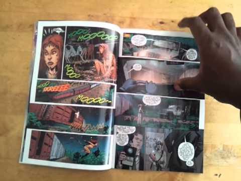 Unboxing Cheetah #1 (Wonder Woman #23.1) - (DC Comics - The New 52)