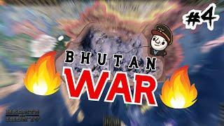 HoI4 - Millennium Dawn: Modern Day Mod - A FRIENDLY DISAGREEMENT! BHUTAN #4